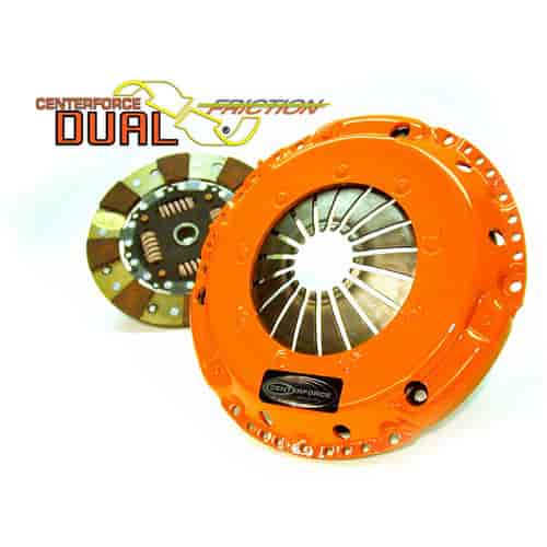 Centerforce DF023052 - Centerforce Dual Friction Clutches