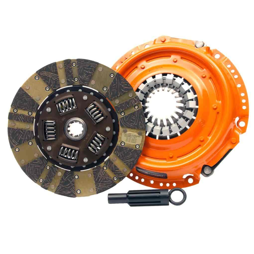 Centerforce DF098391 - Centerforce Dual Friction Clutches