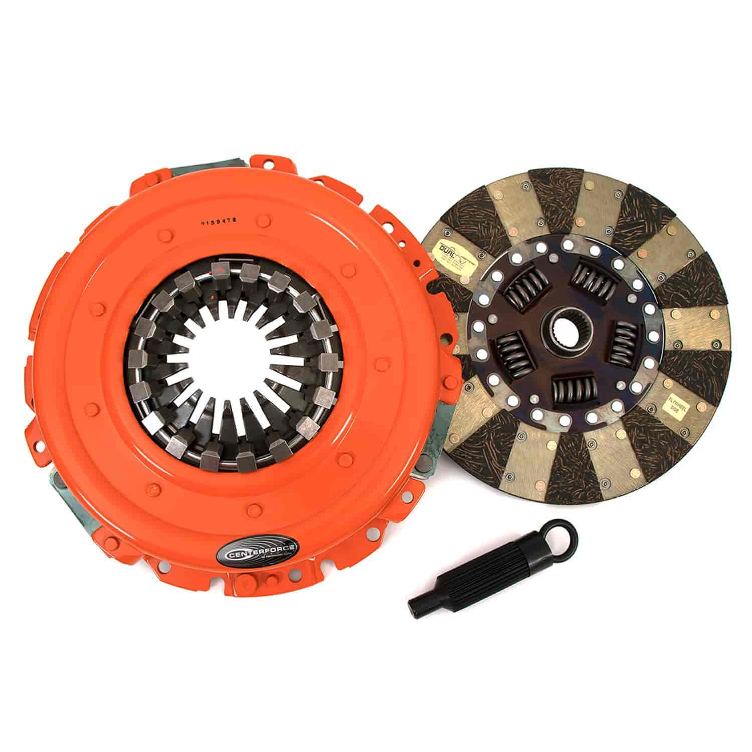 Centerforce DF148552 - Centerforce Dual Friction Clutches
