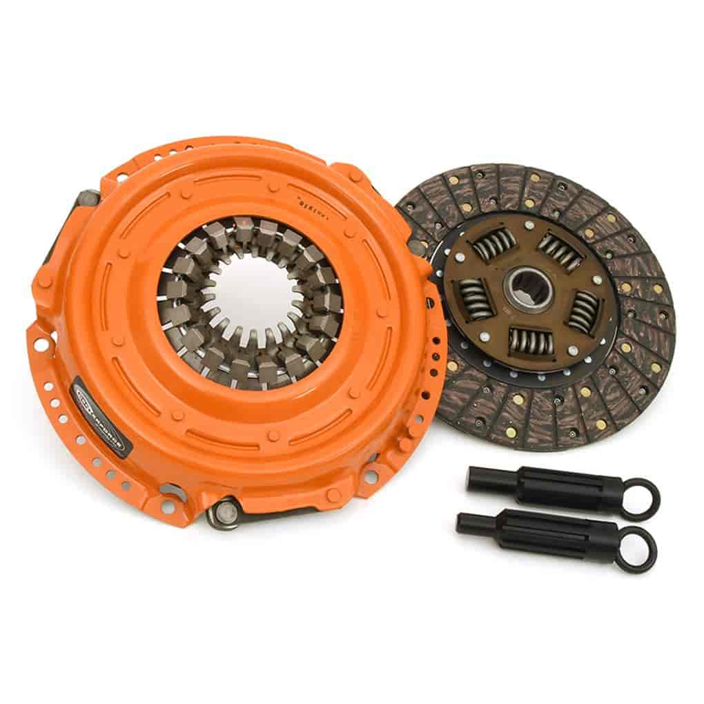 Centerforce DF193890 - Centerforce Dual Friction Clutches