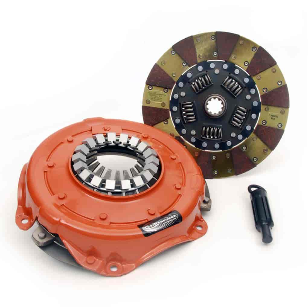 Centerforce DF271739 - Centerforce Dual Friction Clutches