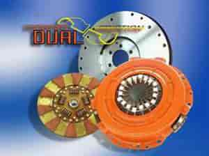 Centerforce DF900800 - Centerforce Dual Friction Clutches
