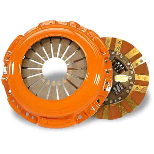 Centerforce DF911808 - Centerforce Dual Friction Clutches