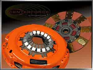 Centerforce DF201614 - Centerforce Dual Friction Clutches