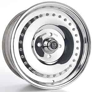 Center Line Wheels 065703540 - Center Line Auto Drag 06 Series Polished Wheel
