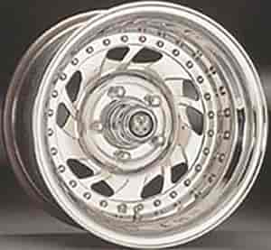 Center Line Wheels 075401547 - Center Line Style 07 Warrior Drag Series Wheel