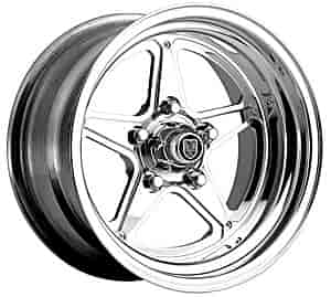 Center Line Wheels 7215603550 Qualifier Polished Wheel