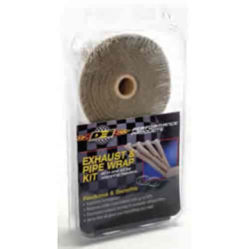 Other Car & Truck Exhaust DEI 010095 Titanium Exhaust & Pipe Wrap ...