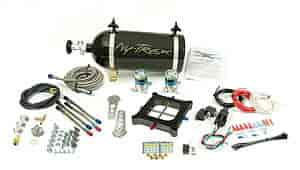 DEI 110021 - DEI Ny-Trex Split-Shot Wet Nitrous Systems
