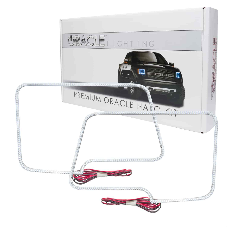 Oracle Lighting Led Halo Kit 2009 14 Ford F150 Raptor