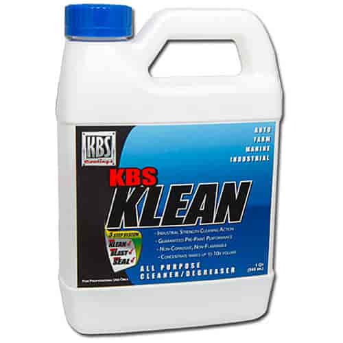 KBS Coatings 2400 - KBS Coatings AquaKlean Cleaner/Degreaser