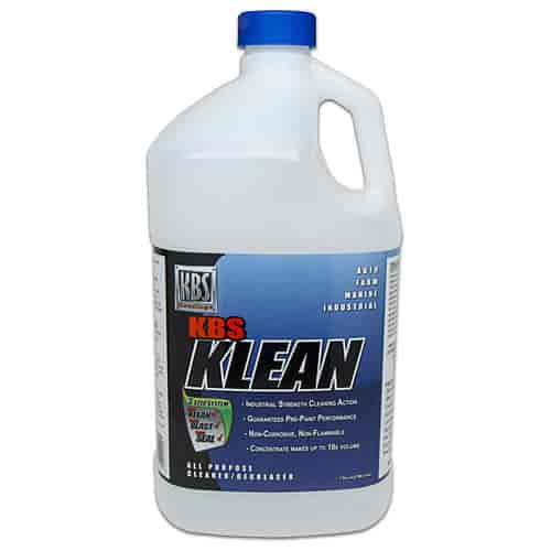 KBS Coatings 2500 - KBS Coatings AquaKlean Cleaner/Degreaser