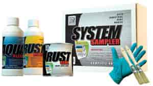 KBS Coatings 50001 - KBS Coatings System Samplers