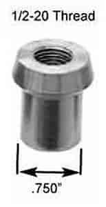 Coleman Racing Products 15586 - Coleman Threaded Tube Ends