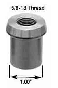 Coleman Racing Products 15588 - Coleman Threaded Tube Ends