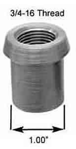 Coleman Racing Products 15590 - Coleman Threaded Tube Ends