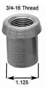 Coleman Racing Products 24482 - Coleman Threaded Tube Ends