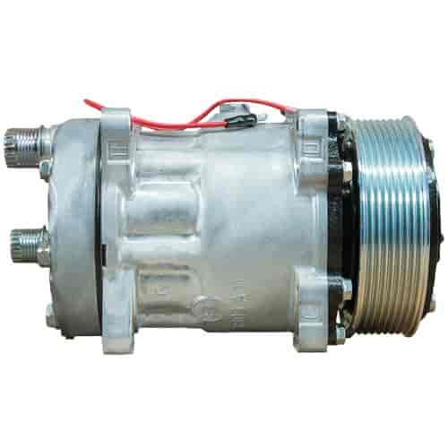 Air Compressor Serpentine Belt : Classic auto air a c compressor serpentine belt