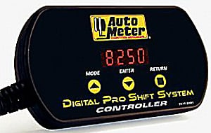Auto Meter 5312 - Auto Meter Digital Pro Shift Systems