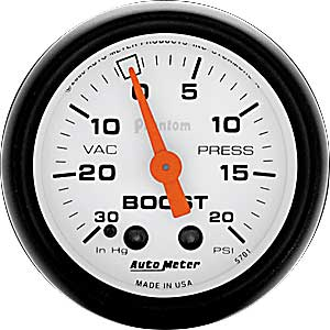 Auto Meter 5701 - Auto Meter Phantom Gauges