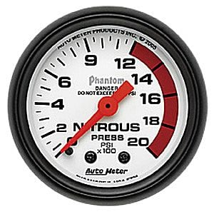 Auto Meter 5728 - Auto Meter Phantom Gauges