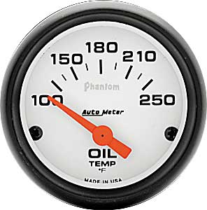Auto Meter 5747 - Auto Meter Phantom Gauges