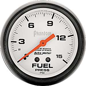 Auto Meter 5810 - Auto Meter Phantom Gauges