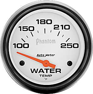 Auto Meter 5837 - Auto Meter Phantom Gauges