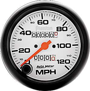 Auto Meter 5892 - Auto Meter Phantom Gauges