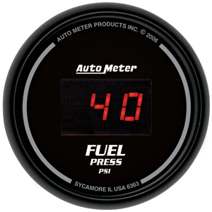 Auto Meter 6363 - Auto Meter Digital Gauges