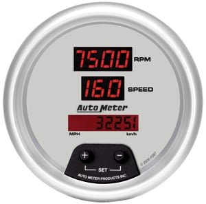 Auto Meter 6587 - Auto Meter Digital Gauges