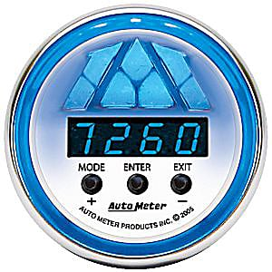 Auto Meter 7187 - Auto Meter Digital Pro Shift Systems