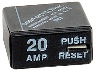 ARC - Auto Rod Controls 1520-20 - ARC Manual Reset Breakers