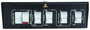 arc auto rod controls overhead pro stock control module 8\