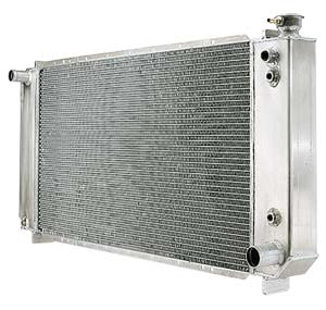 Be Cool Radiators 62069 - Be Cool Crossflow Series Aluminum Radiators