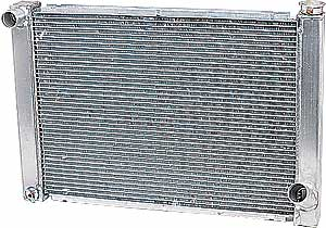 Be Cool Radiators 65002 - Be Cool Universal Aluminum Radiators