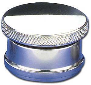 Billet Specialties 24110 - Billet Specialties Oil Fill Caps