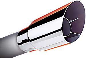 Borla 20120 - Borla Exhaust Tips