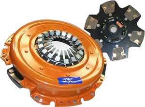 Centerforce 01148075 - Centerforce DFX Clutches