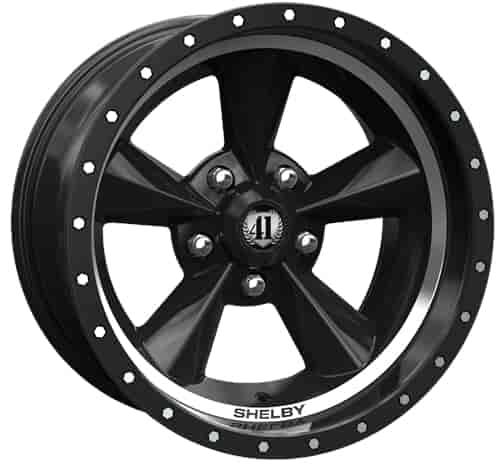 Scott Drake Cs2570955b Cs25 Carroll Shelby Wheel 2007 17