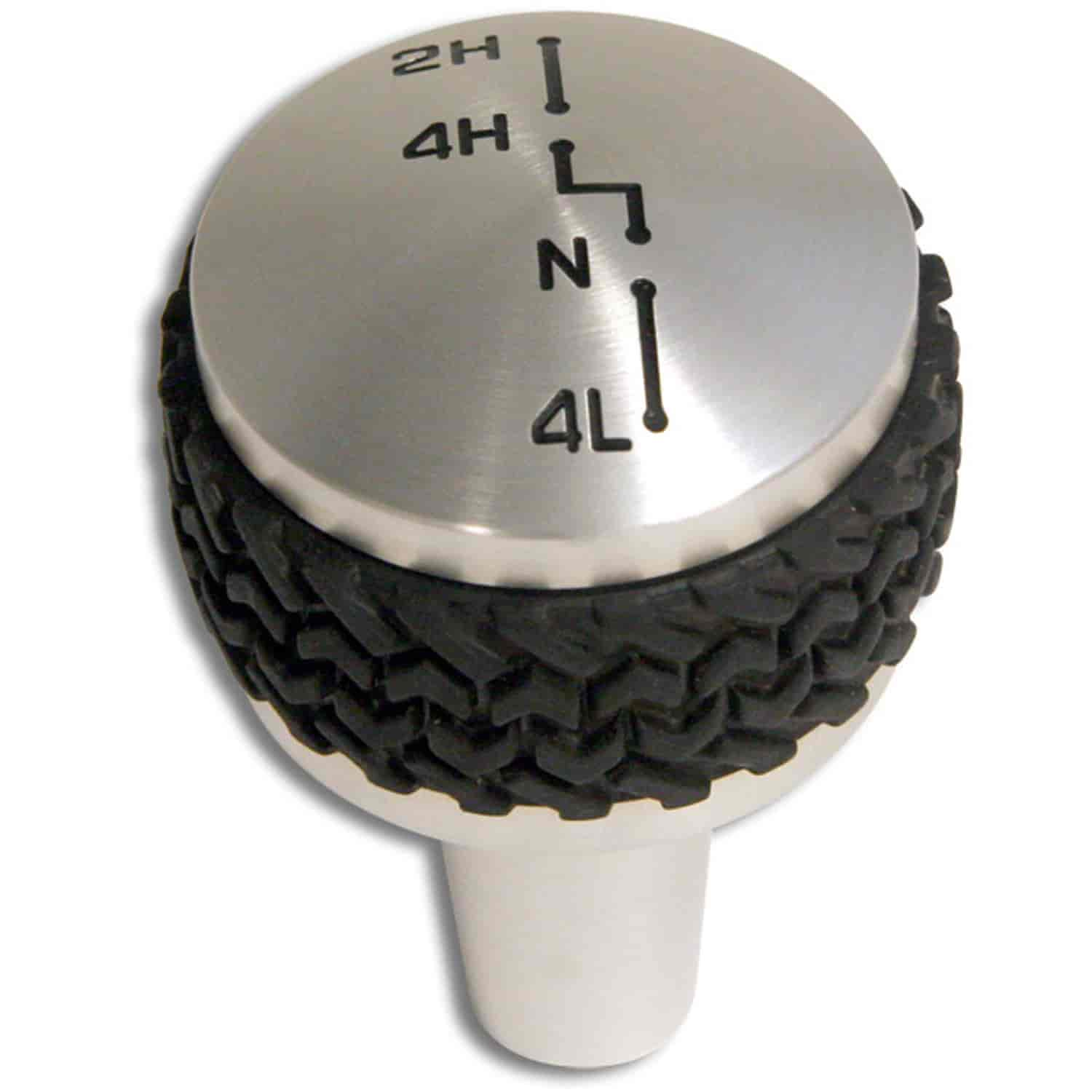 Drake Off Road JP-180011-BL - Drake Jeep Shift Knobs