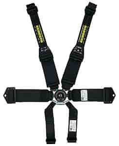 Schroth Racing 46015A - Schroth SFI 16.5 Profi Style NASCAR Harnesses