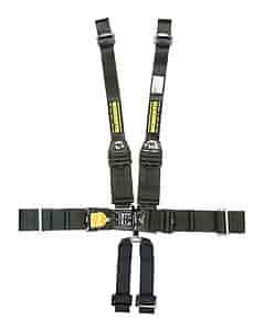 Schroth Racing 76761D-NC - Schroth SFI-16.5 LatchLink III 6-Point T-Bar Sub Harnesses