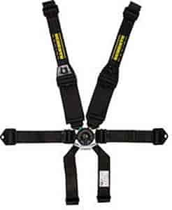 Schroth Racing 91156NCY - Schroth SFI 16.5 Profi II & III Harnesses