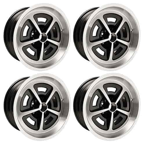 Year One Wheels CMW178BLKS