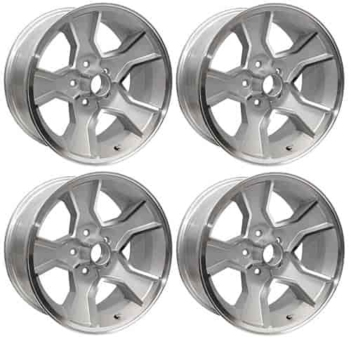 Year One Wheels NW1784SLVS