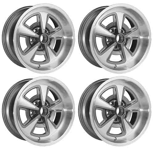 Year One Wheels PRW178GUNS