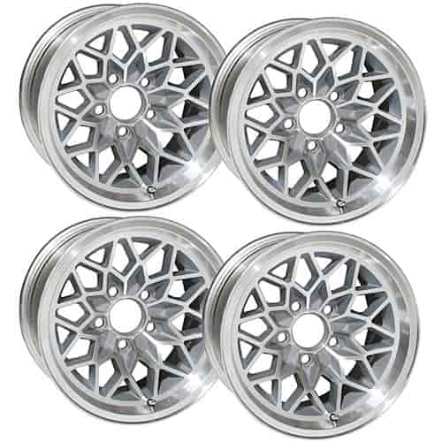 Year One Wheels SFW158SLVS