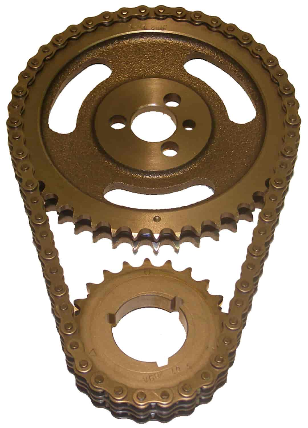 Small Block Chevy Cloyes Double Roller Timing Chain /& Gear Set 3 Keyway C3023XSP
