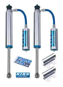 King Off-Road Racing Shocks 25001-144A - King OEM Performance Series Shock Kits - Toyota